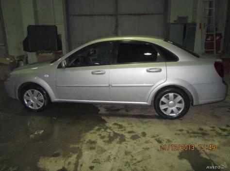 Chevrolet Lacetti, 2009 г., фотография 6