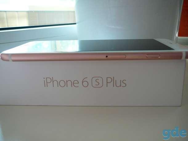 iPhone 6S Plus, фотография 4