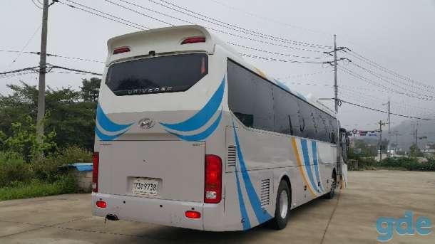 Туристический автобус Hyundai Universe Noble, фотография 2