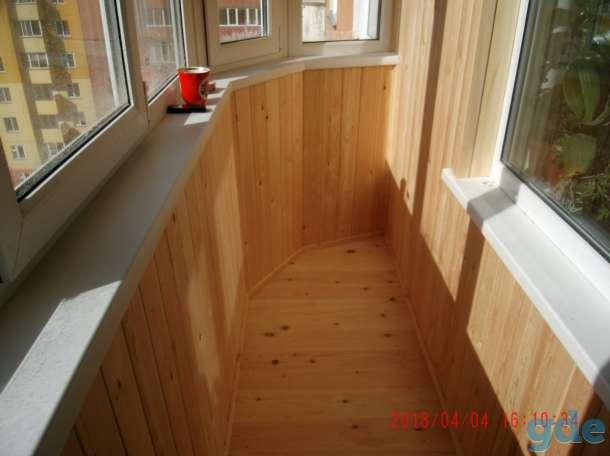 Отделка балконов,лоджий,прихожих, фотография 10