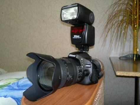 Nikon D5100 + Nikkor 18-200VR2, фотография 1