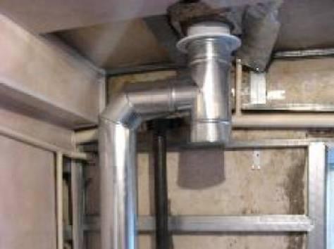 Дымоходы и вентиляция для газовых котлов асбестовые трубы своими руками