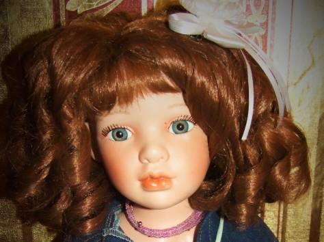 фарфоровая кукла, фотография 2