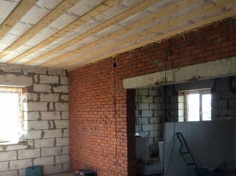 варианты внутренней отделки дома из газобетона