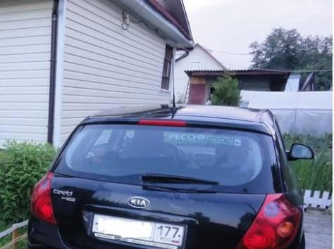 продажа kia cee'd 2007, фотография 4