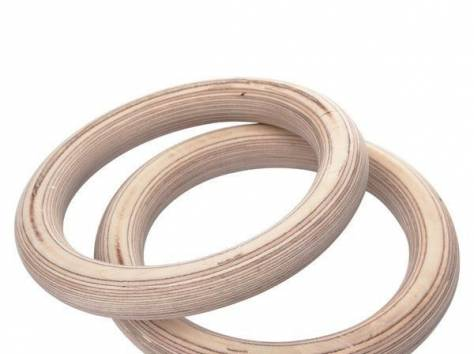 Гимнастические кольца RECORD, фотография 1