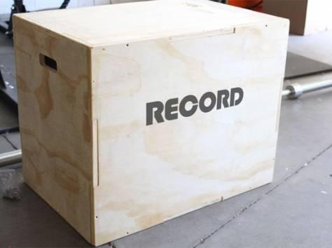 Тумба для кроссфита RECORD, фотография 1