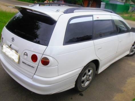 Продаю автомобиль Toyota Caldina, 1998 год, фотография 5