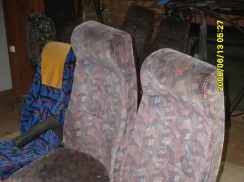 Сиденья автобусные, фотография 2