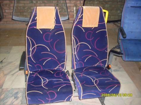 Сиденья автобусные, фотография 3