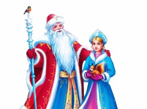 Дед Мороз и Снегурочка на дом!, фотография 1
