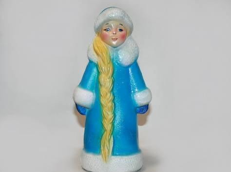 Игрушки Дед Мороз и Снегурочка под елку оптом, фотография 2