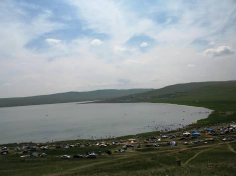1 га озеро Беле малый плес, Хакасия Ширинский район, фотография 1