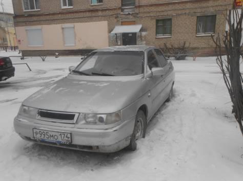 Продам ВАЗ2110 2004г., фотография 1