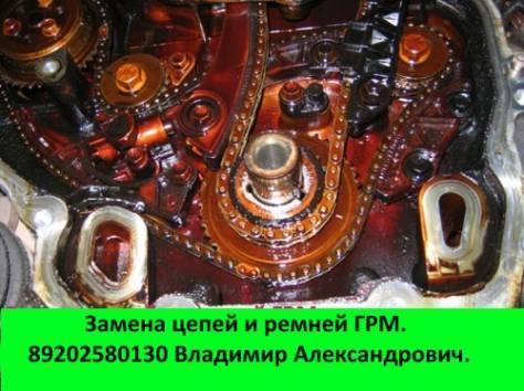 Замена ремней и цепей ГРМ., фотография 3