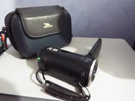 Продам видеокамеру SONY HDR-CX220E, фотография 3