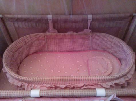Продам детскую кроватку, фотография 2