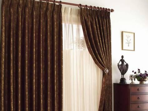 Портьерные шторы, фотография 6
