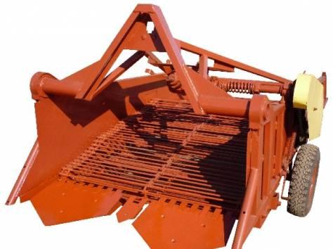 Картофелекопалка 2 ряда навесная V722, фотография 1
