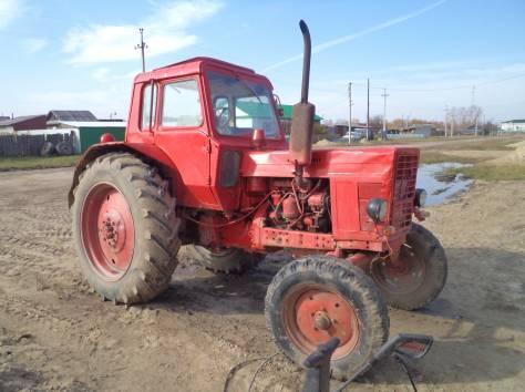 трактор мтз80, фотография 1