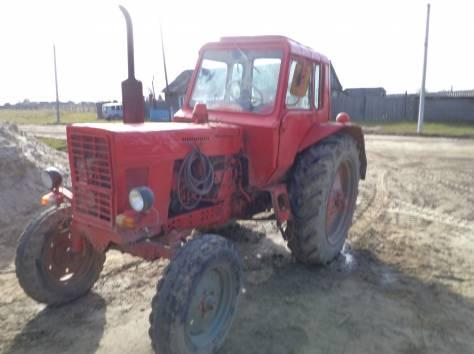трактор мтз80, фотография 3