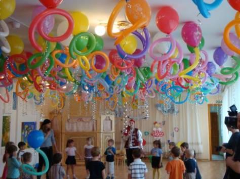 Как украсить детский праздник самому