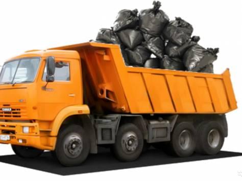 Уборка и вывоз мусора, фотография 1