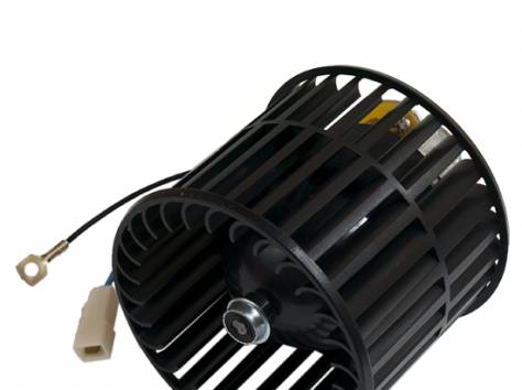 Ремонт, замена моторчика печки (вентилятора отопителя), фотография 1