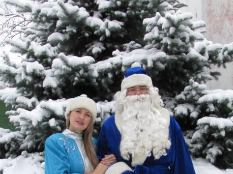 Дед Мороз И Снегурочка!, фотография 1