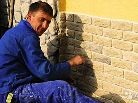Искуственный камень Строительные услуги в Бийске - Ремонт и строительство на Gde.ru 30.11.2015