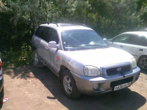 Продаётся Hyundai Santa Fe  2002 года, фотография 4