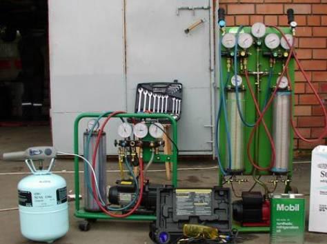 Заправка и ремонт авто кондиционеров., фотография 1