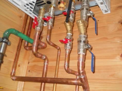 отопление вода электрика кременках, фотография 5
