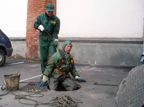 Прочистка канализации круглосуточно!, фотография 5