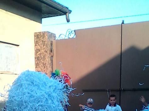 Бумажное шоу+ Дед Мороз и Снегурочка, фотография 3