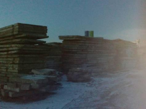 Плиты  перекрытия дорожные стеновые бу, балки фбс фермы ангар битый кирпич, фотография 7