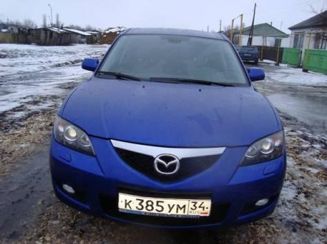 Продам  автомобиль мазда 3, 2007 года, фотография 1