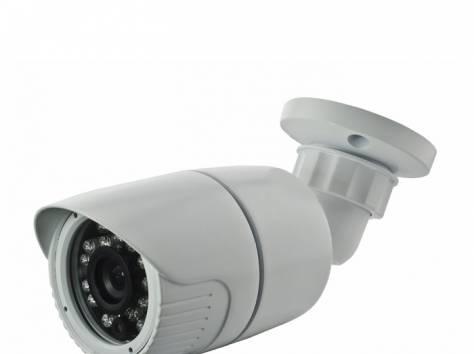 Уличная цветная AHD видеокамера FPS-AHD10W1, фотография 1