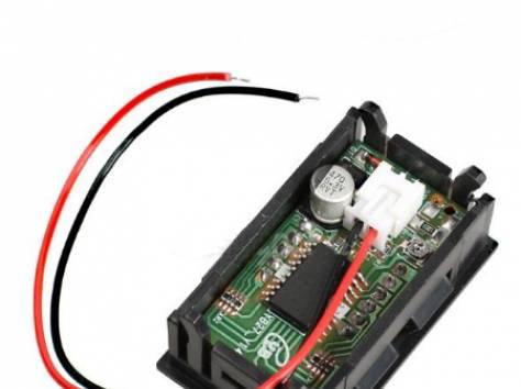 Цифровые вольтметры в корпусе, диапазон 0 - 30V, фотография 5