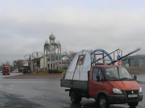 Теплицы в Белгороде, фотография 3