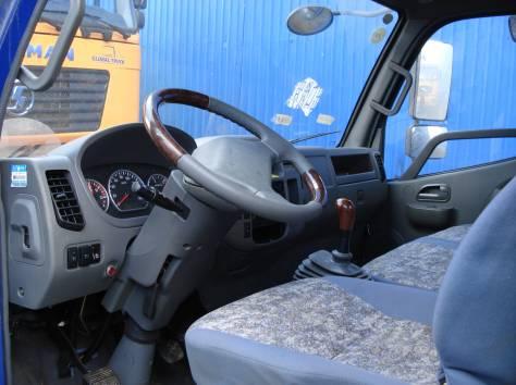 Эвакуатор Foton BJ 1061 с краном манипулятором, фотография 3