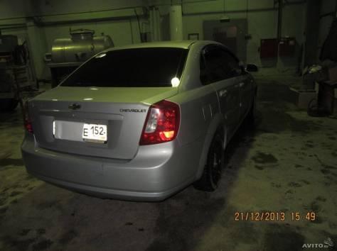 Chevrolet Lacetti, 2009 г., фотография 4