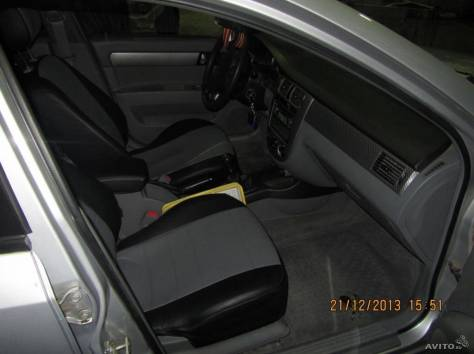 Chevrolet Lacetti, 2009 г., фотография 5