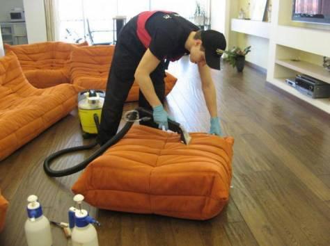 химчистка ковров, мягкой мебели, фотография 1