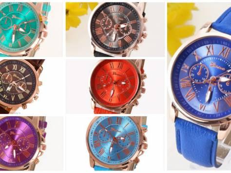 Распродажа часов Geneva, фотография 1