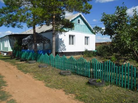 Дом не требует ремонта в красивом селе, Оренбургская обл. Александровский р-н. с. Ждановка, фотография 1