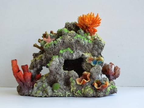 Восхитительные аквариумные украшения Marvelous, фотография 2
