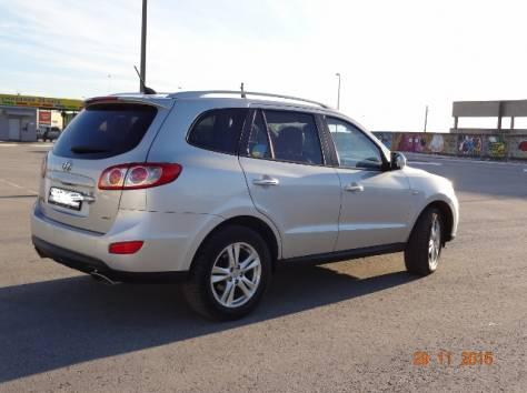 ПРОДАЮ Hyundai Santa Fe внедорожник 2010 г., полный привод, фотография 12