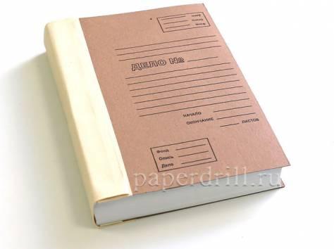 Как сделать переплет документов для архива