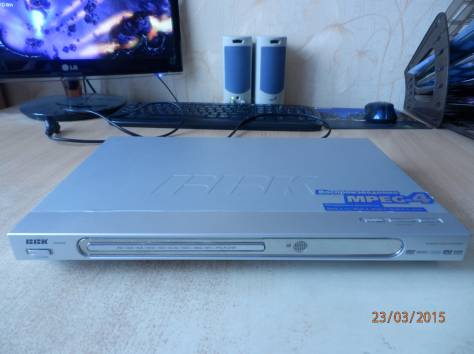 DVD-плеер BBK, с миллионом функций, фотография 1